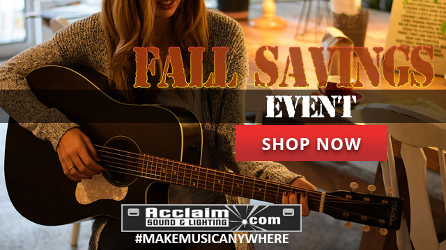 Fall Savings Event 2017