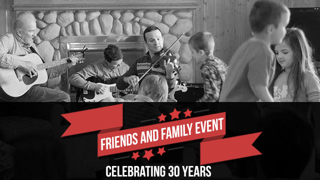 Friends N Family Event!