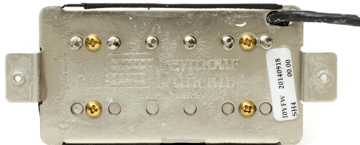 Seymour Duncan Pearly Gates Jr.Seymour Duncan Custom Shop Pearly ...