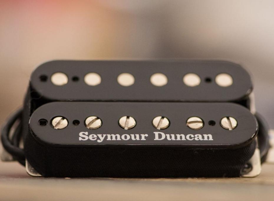 Seymour Duncan 11102-87-B SH-18B Whole Lotta Humbucker Bridge ...