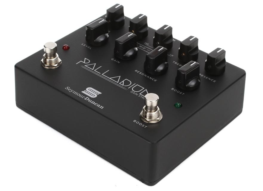 Seymour Duncan 11900-009B Palladium Gain Stage Overdrive/Preamp ...