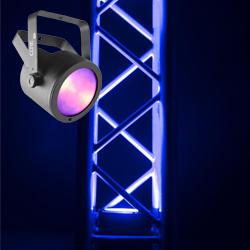 Chauvet DJ COREpar UV USB Wireless Control 70W UV COB LED Light with 50000 Hour Life