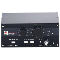 SMPRO MPATCH2 Passive Stereo Controller and Switch Box - discontinued clearance