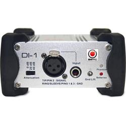 SMPRO DI1 Single Channel Active Direct Box