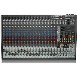 Behringer SX2442FX EURODESK Series Ultra-Low Noise Design 24-Input 4-Bus Studio/Live Mixer