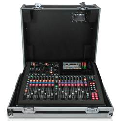 Behringer X32 COMPACT-TP 40-Input, 25-Bus Digital Mixing Console with Touring Grade Road Case