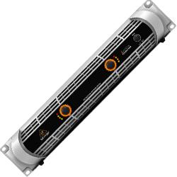 Behringer NU6000 iNUKE Series 2 Channel Ultra-Lightweight High-Density 6000W Power Amplifier