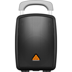 Behringer MPA40BT-PRO Europort Series All-in-One Portable 40W PA System with Bluetooth and Transport Handle
