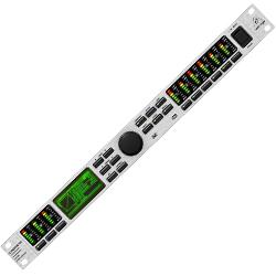 Behringer DCX2496 ULTRADRIVE PRO Ultra-High Precision Digital 24-Bit/96 kHz Loudspeaker Management System