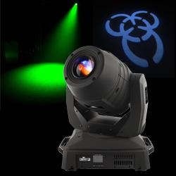 Chauvet DJ Intimidator Spot 455Z IRC 180W LED Moving Head Spot