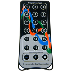 Chauvet DJ Xpress Remote Wireless Infrared Remote for Xpress-512