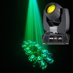 Chauvet Pro ROGUE R1 BEAM Moving Head Light with 17 Gobos