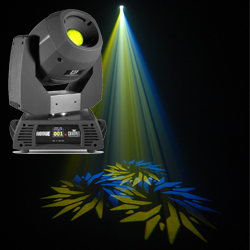 Chauvet ROGUE R1 SPOT 140W LED Moving Head Spot Light