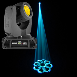 Chauvet Pro ROGUE R2 BEAM 230W Moving Head Light with 17 Gobos