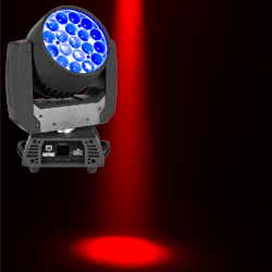 Chauvet Pro ROGUE R2 WASH 19x15W RGBW LED Moving Head Wash Light