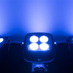 Chauvet WELL FLEX Wireless LED Luminary with Adjustable Tilting Yoke and Zoom