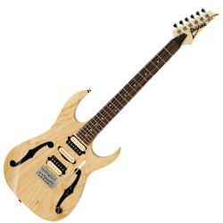 Ibanez PGM80P-NT Paul Gilbert Signature Series 6 String Guitar in Natural Finish