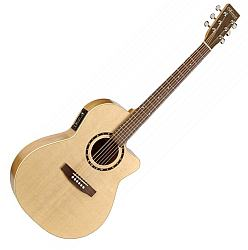 Norman 033126 Encore B20 CW Folk 6 String Acoustic Electric Guitar (discontinued clearance)