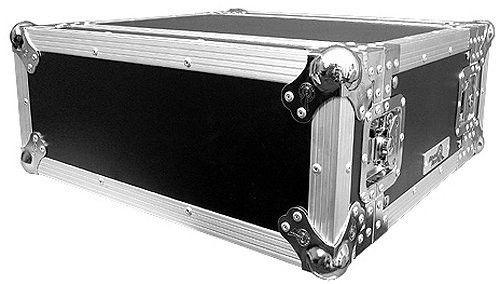 Road Ready RR3UAD 3U Amplifier Deluxe Case – 18 inch Body Depth
