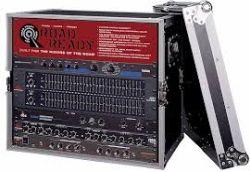 """Road Ready RR10UED 10U Deluxe Effect Rack Case - 14"""" body depth"""