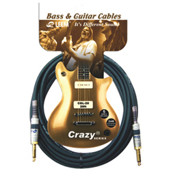 Leem CGS10 Crazy 10 Foot Instrument Cable