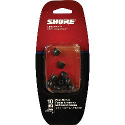 Shure EABKF1-10M 5pk Earbud Replacements MEDIUM SIZE
