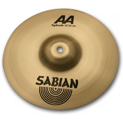 Sabian 21005 10 inch AA Splash Cymbal