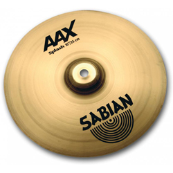 Sabian 21005X 10 inch AAX Splash Cymbal