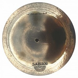 "Sabian 51299 12"" Ice Bell (Discontinued Clearance)"