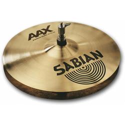 Sabian 21350X 13 inch AAX Fusion Hats Cymbal
