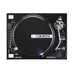 Reloop RP-8000 Advanced Hybrid Torque Turntable with Upper-Torque Direct Drive