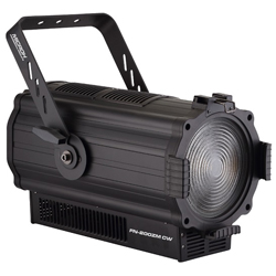 Microh FN-200ZM-CW 200W Cool White LED Zoom Fresnel