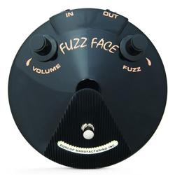 Dunlop JBF3B Joe Bonamassa Signature Fuzz Face Distortion Black Guitar Pedal (discontinued clearance)