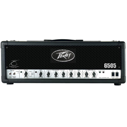 Peavey 00575660 6505 HEAD 120W Guitar Amplifier Head