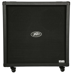 Peavey 00575710 6505 CABINET-STRAIGHT  412 Straight Cabinet Guitar Amplifier
