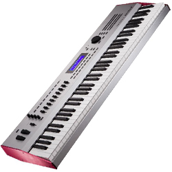 Kurzweil ARTIS 7 76 Key Professional Stage Piano Keyboard (open box clearance 9.5)