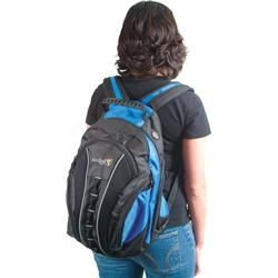 Arriba Cases LS500 Deluxe Padded Backpack 14x10x18