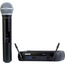 Shure PGXD24/PG58-X8 Handheld Wireless System