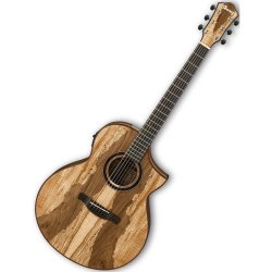 Ibanez AEW16LTD1NT Limited Edition Exotic Wood Acoustic-Electric Guitar (discontinued clearance)