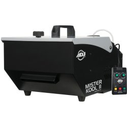 American DJ Mister Kool II - Low-Lying Fog Machine with Wired Remote