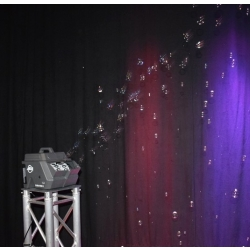 American DJ BUBBLETRON XL High Powered Bubble Machine with Remote