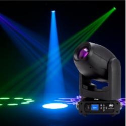 American DJ Focus-Spot-4Z 200W LED Moving Head Spot Lighting Fixture