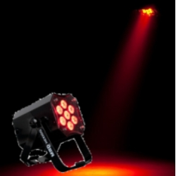 American DJ MOD-HEX100 Modular RGBWA+UV LED Par