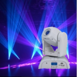 American DJ POCKET-PRO-PEARL Compact LED Moving Head Light-White