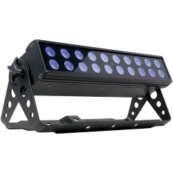 American DJ UVLEDBAR 20 IR Blacklight with UC IR Remote Control