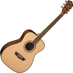 Washburn AF5K Acoustic Guitar with Hardshell Case (Discontinued Clearance)
