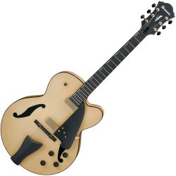 Ibanez AFC95-NTF Artcore AFC Contemporary Hollowbody Guitar - Natural Flat