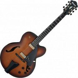 Ibanez AFC95-VLM Artcore AFC Contemporary Archtop Hollowbody Guitar - Violin Matte