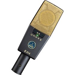 AKG C414 XLII Large-diaphragm Condenser Microphone