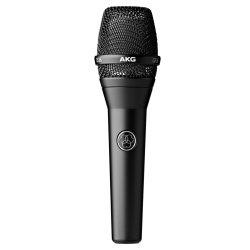 AKG C636 BLK Handheld Condenser Microphone - Black